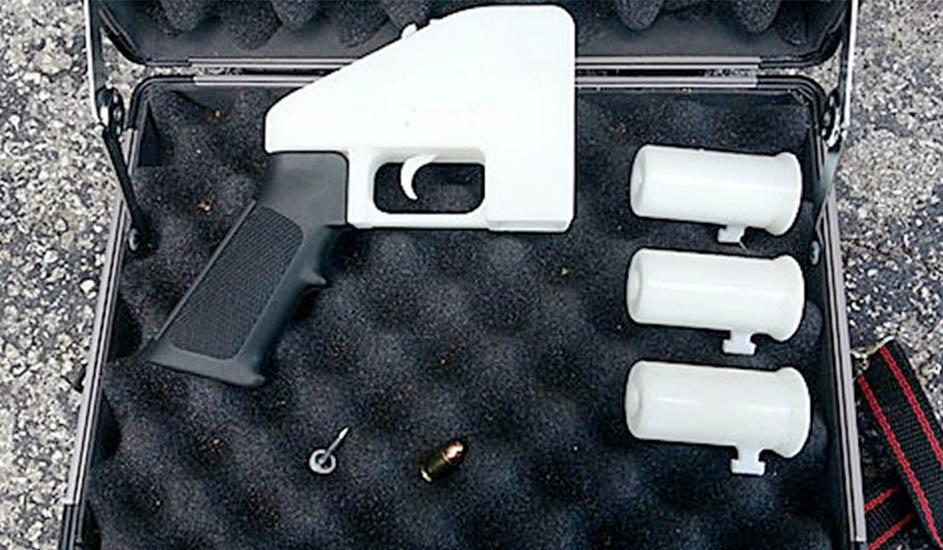 3D-geprint wapen