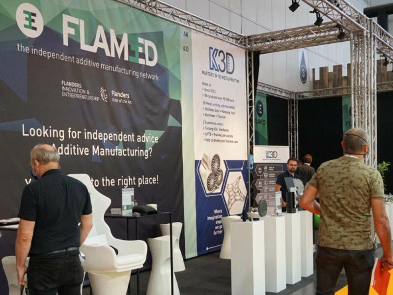 Flam3D stand op Machineering